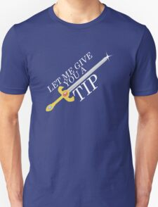 Let Me Give You a Tip - Super Smash Bros. [Fire Emblem] T-Shirt