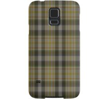 00313 MacLaren Dress Dance Tartan  Samsung Galaxy Case/Skin