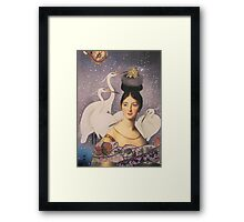 Starward Framed Print