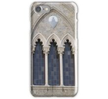 GOTHIC ARCHED WINDOW iPhone Case/Skin