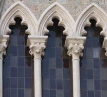 GOTHIC ARCHED WINDOW Sticker