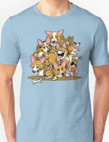 Corgi Cluster T-Shirt