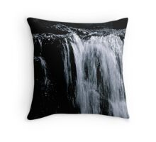 Miss Farrell has a voice like some unparalleled phenomenon of nature. She is to singers what Niagara is to waterfalls... Throw Pillow