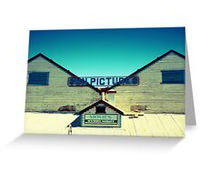 Sun Pictures Greeting Card