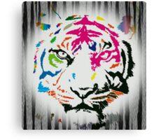 Art tiger Canvas Print