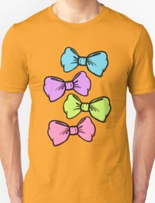 Lots of Bows Unisex T-Shirt