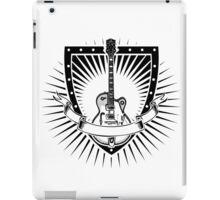 guitar shield iPad Case/Skin