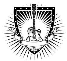 guitar shield by ranker666