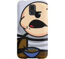 Cereal Guy - Meme Samsung Galaxy Case/Skin