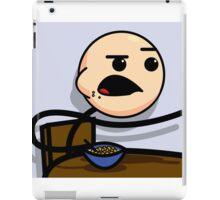 Cereal Guy - Meme iPad Case/Skin