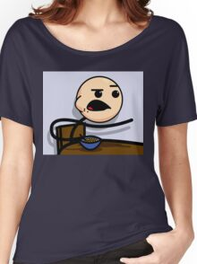 Cereal Guy - Meme Women's Relaxed Fit T-Shirt