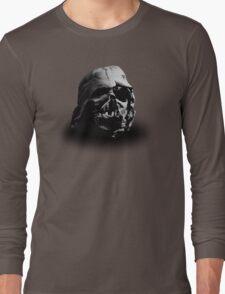 Darth Vader's Ruined Helmet Long Sleeve T-Shirt