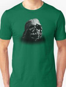 Darth Vader's Ruined Helmet Unisex T-Shirt