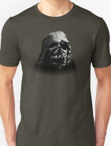 Darth Vader's Ruined Helmet Unisex T-Shirt