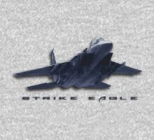 Strike eagle (with text) by jdmosher