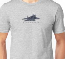 Strike eagle (with text) Unisex T-Shirt