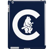 1908 Cubs Logo iPad Case/Skin