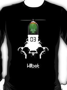Killbot 03: Bitter Pill Deluxe T-Shirt