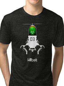 Killbot 03: Bitter Pill Deluxe Tri-blend T-Shirt