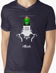 Killbot 03: Bitter Pill Deluxe Mens V-Neck T-Shirt