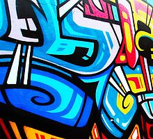 graffiti 1 by tiffanyo