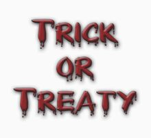 Trick or Treaty - Special-Tee by IvieLeagueJots