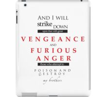 Pulp Fiction by Quote iPad Case/Skin