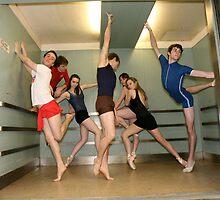 Elevator Antics by lauren ashley