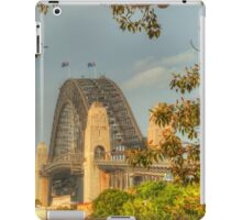 Our Bridge Framed By Nature iPad Case/Skin