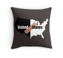 United States? Throw Pillow