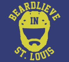 Beardlieve In St. Louis T-Shirt