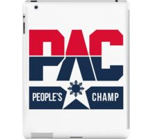 PAC People's Champ Dream Team by AiReal iPad Case/Skin