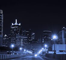 Midnight Dallas by tshobe