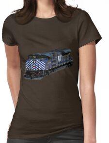 Montana Rail Link Womens Fitted T-Shirt