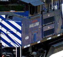 Montana Rail Link Sticker