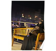 Burka & Blackberry Poster