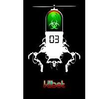 Killbot 03: Bitter Pill Deluxe Photographic Print