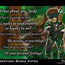 Operation Snake Eater by Arcemise