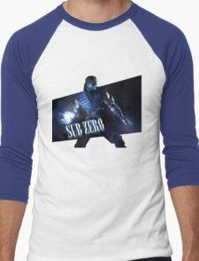 Mortal Kombat - Sub-Zero Men's Baseball ¾ T-Shirt
