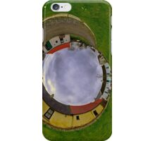 Hanna's Close, County Down (Sky In) iPhone Case/Skin