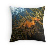 Leafy Wonder. Throw Pillow