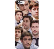 Jim Makes The Face iPhone Case/Skin