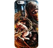 MKX - Get Over Here iPhone Case/Skin