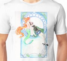 The Little Mermaid And The Prince Unisex T-Shirt