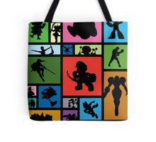 New Challengers Approaching Tote Bag