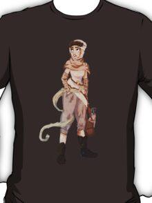 The Force Awakens- Rey T-Shirt