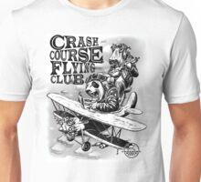 CRASH COURSE - AVIATION Unisex T-Shirt