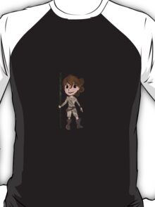 Star Wars The Force Awakens Rey T-Shirt