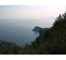Punta Crena- Varigotti Photographic Print