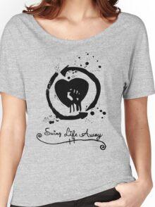 Swing Life Away Women's Relaxed Fit T-Shirt